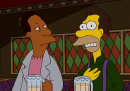 I Simpson non useranno più attori bianchi per doppiare personaggi non bianchi