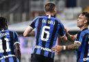 La classifica della Serie A dopo la 28ª giornata