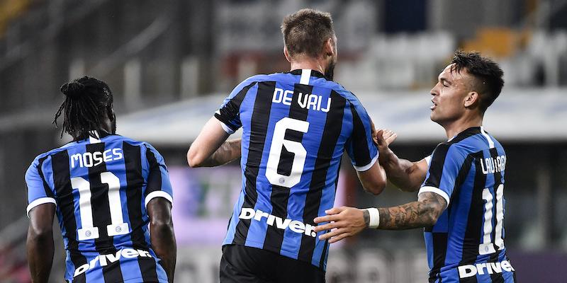 Serie A 28ª giornata