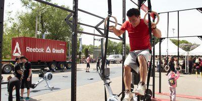 CrossFit si è messa nei guai
