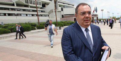 Èstato arrestato l'ex senatore del centrodestra Sergio De Gregorio
