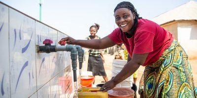 Eni fornirà acqua con pozzi a energia solare in Nigeria
