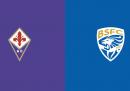 Fiorentina-Brescia in diretta TV e in streaming