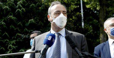 Giulio Gallera dice che gli ospedali privati della Lombardia vanno ringraziati