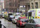 L'accoltellamento nel centro di Glasgow