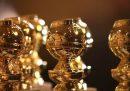 I Golden Globe del 2021 sono stati spostati al 28 febbraio