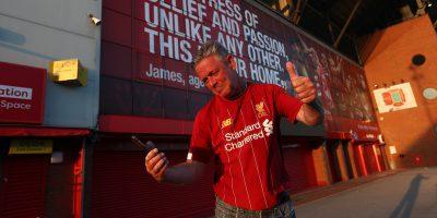 Il Liverpool è campione d'Inghilterra dopo trent'anni