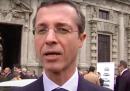 Paolo Massari, ex assessore all'Ambiente del comune di Milano, è stato arrestato con l'accusa di violenza sessuale