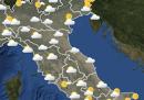 Le previsioni del meteo di domani, martedì 2 giugno