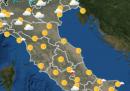 Le previsioni meteo per domenica 28 giugno