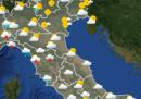 Meteo: le previsioni per sabato 13 giugno