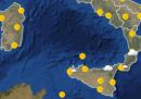 Le previsioni meteo per domenica 21 giugno