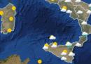 Le previsioni meteo per lunedì 22 giugno
