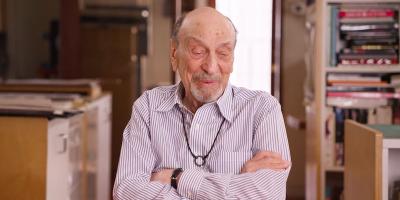 È morto Milton Glaser, famoso grafico newyorkese