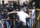 A Roma ci sono stati scontri tra polizia, ultras e neofascisti