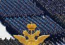 La grande parata russa nonostante il coronavirus