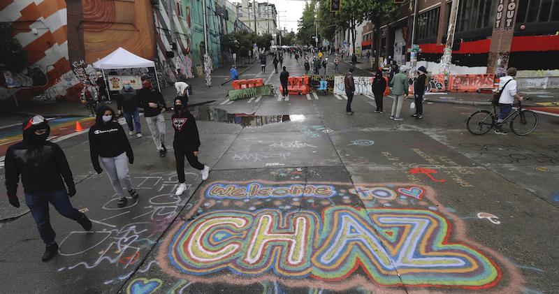 A Seattle i manifestanti hanno creato una zona autogestita - Il Post