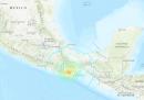 C'è stato un terremoto di magnitudo 7.4 in Messico