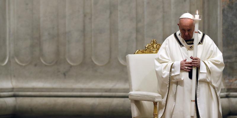 La pandemia ha indebolito Papa Francesco? - Il Post
