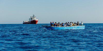 La chiesa protestante tedesca ha finanziato una missione di salvataggio dei migranti nel Mediterraneo