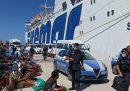 Cosa sta succedendo a Lampedusa