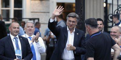 Il centrodestra ha vinto le elezioni in Croazia