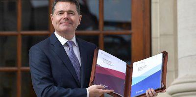 L'irlandese Paschal Donohoe è stato eletto a sorpresa capo dell'Eurogruppo