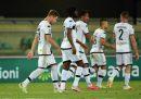 Un membro dello staff della squadra di calcio del Parma è risultato positivo al coronavirus
