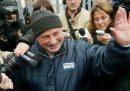 L'ex bandito Graziano Mesina è irreperibile