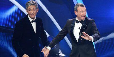 Amadeus e Fiorello condurranno il prossimo Festival di Sanremo