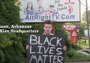 """Cosa succede a dire «Black Lives Matter» nella città """"più razzista"""" degli Stati Uniti"""