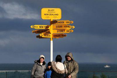 Bluff, Nuova Zelanda