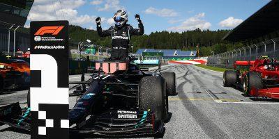 Valtteri Bottas ha vinto il Gran Premio d'Austria di Formula 1