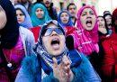 L'arresto di un ragazzo egiziano accusato di molestie sessuali