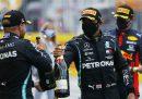 Lewis Hamilton ha vinto il Gran Premio della Stiria di Formula 1