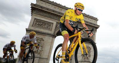 Dal 2021 il ciclista britannico Chris Froome lascerà il Team Ineos e correrà per la Israel Start Up Nation