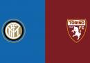Inter-Torino, dove vederla in TV stasera