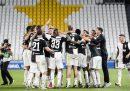 La Juventus è ancora campione d'Italia