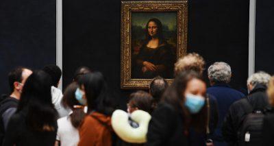 Le foto della riapertura del Louvre