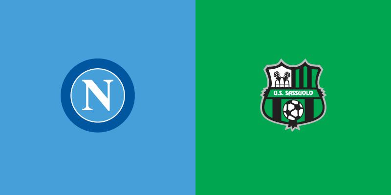 Serie A: Napoli-Sassuolo