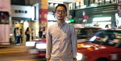 L'attivista di Hong Kong Nathan Law è scappato all'estero dopo l'approvazione della nuova legge sulla sicurezza