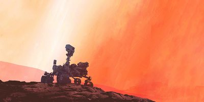 Perseverance ha iniziato il suo viaggio verso Marte
