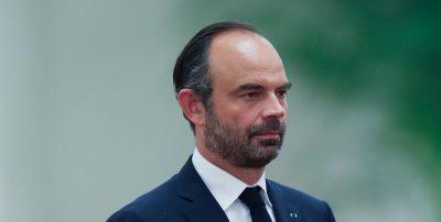 Il primo ministro francese Edouard Philippe si è dimesso