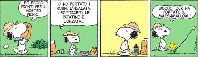 Peanuts 2020 luglio 16