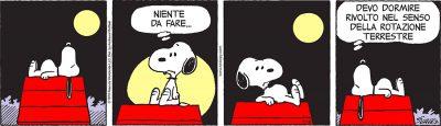 Peanuts 2020 luglio 18
