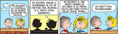 Peanuts 2020 luglio 20
