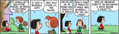 Peanuts 2020 luglio 23