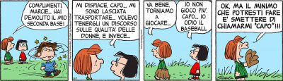 Peanuts 2020 agosto 1