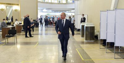 Putin potrà rimanere al potere fino al 2036
