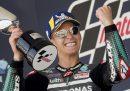 Fabio Quartararo ha vinto il Gran Premio di Andalusia di MotoGP, Rossi è arrivato terzo